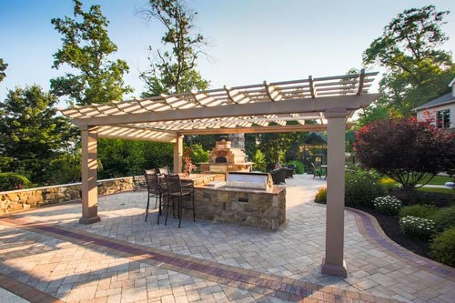 Services - Outdoor Living Spaces and Patio