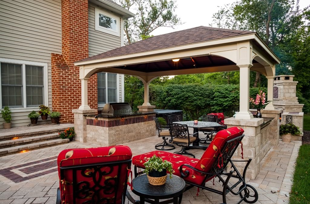 Beautiful Ideas For A Patio Or Porch Makeover You