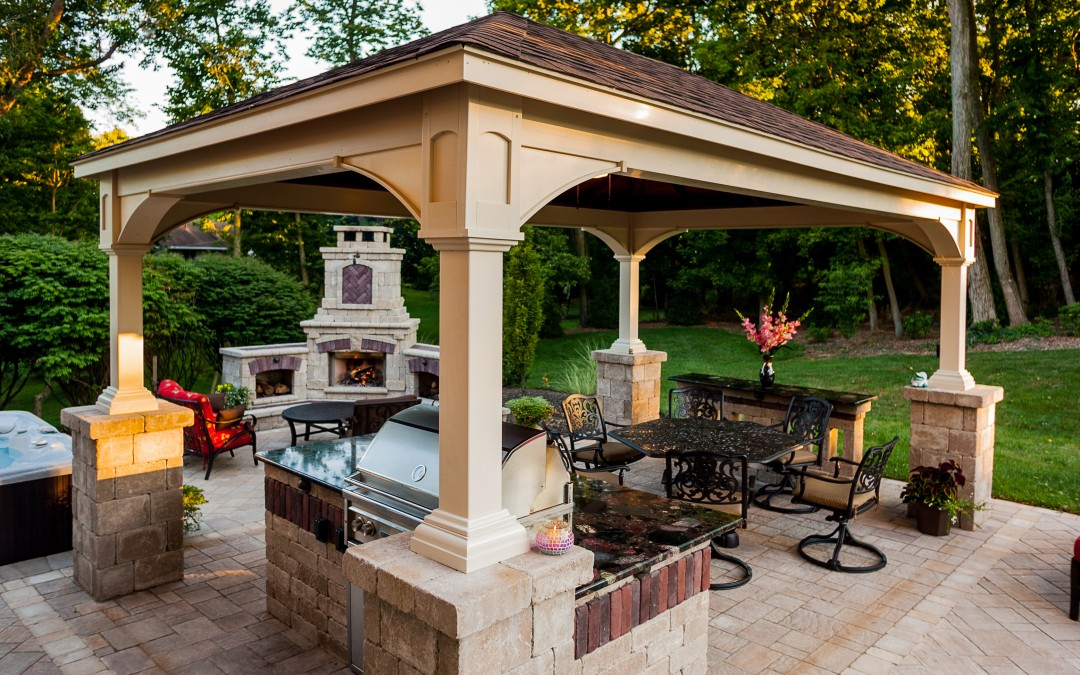 Incroyable Pergola, Covered Structure Or Pavilion: How To Know Which Is Right For You.