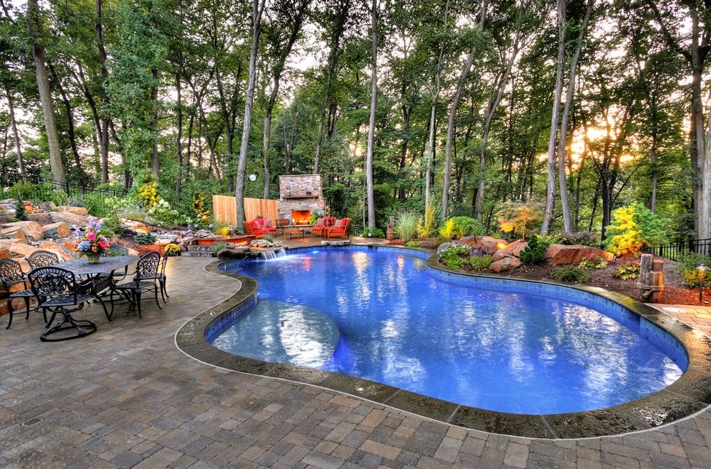 The Top Ten Reasons to Add a Pool to Your Landscape Design