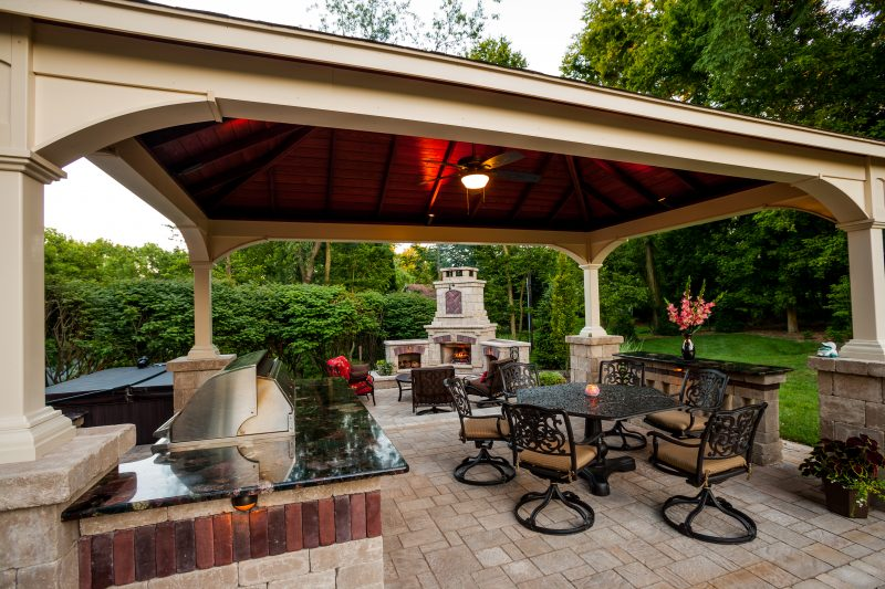 7 Ideas for an Amazing Outdoor Dining Area - PA Landscape ... on Patio Dining Area Ideas id=22567