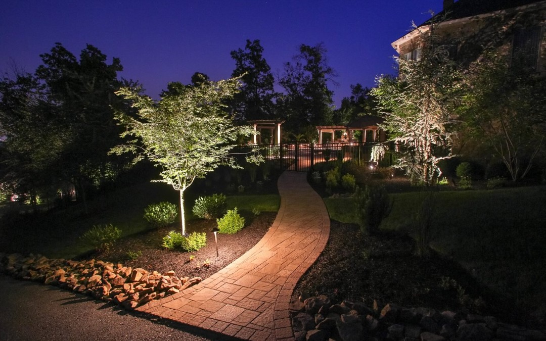 Three Areas Where Your Outdoor Space Needs More Lighting