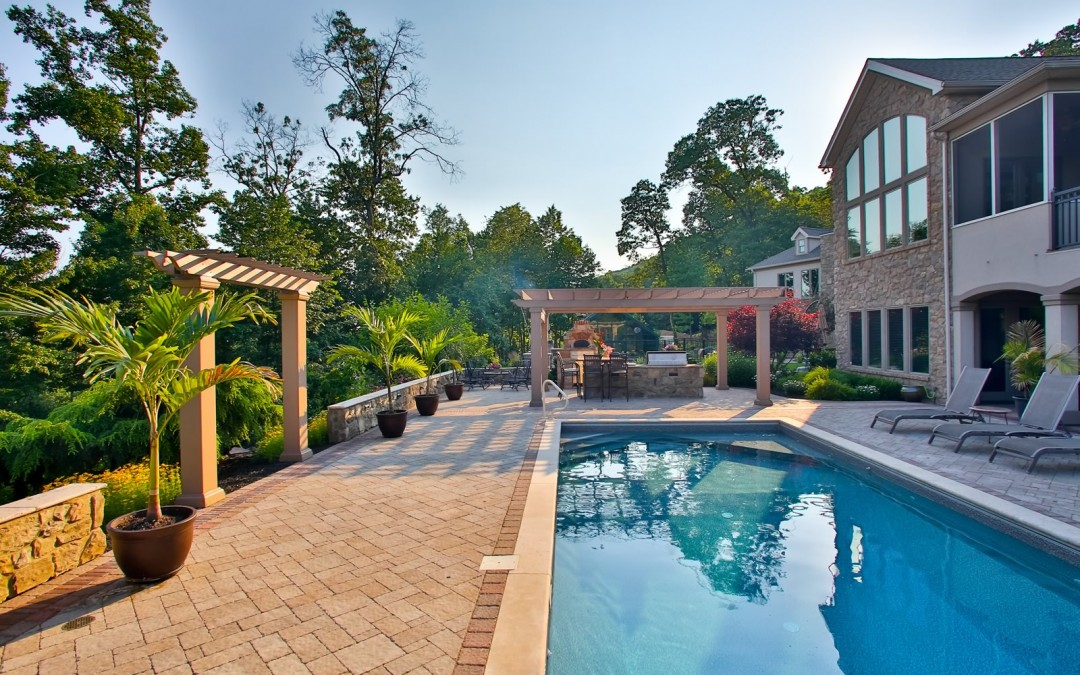Taking the Plunge With A Backyard Pool