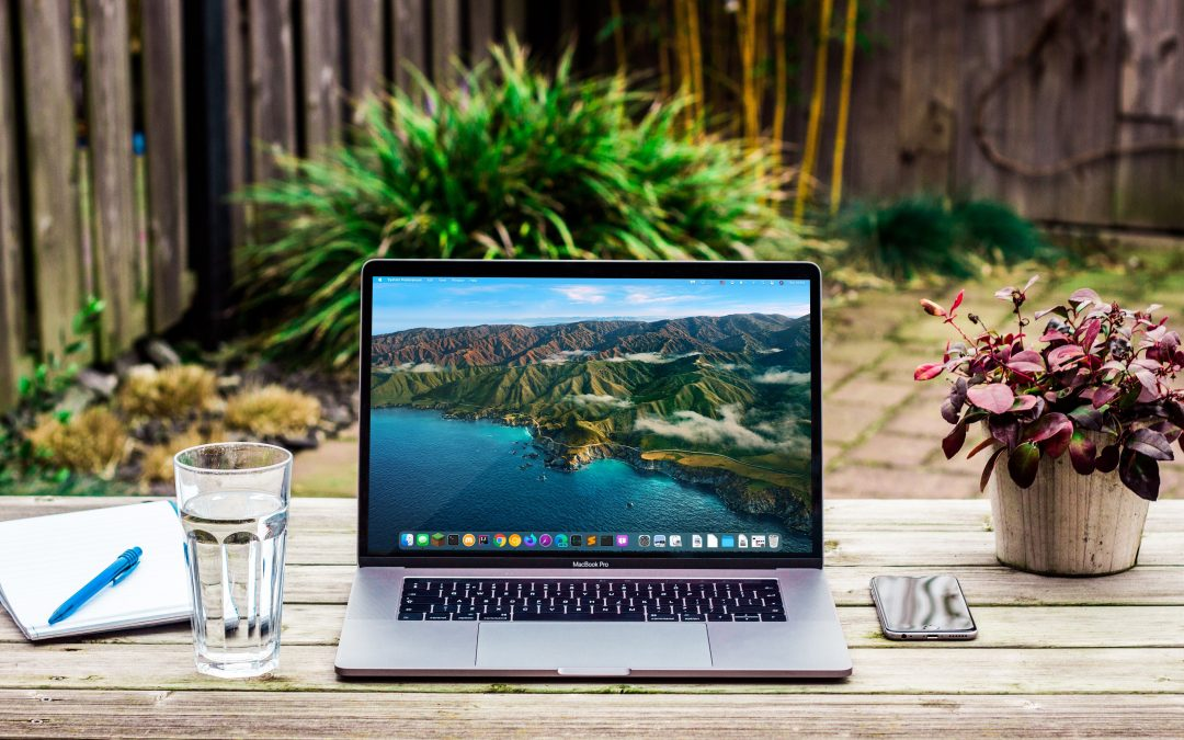 Tips for Turning Your Backyard into your Summer Office